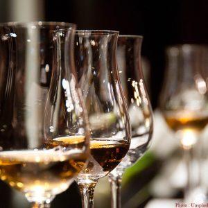 Ποτήρια για γλυκό κρασί