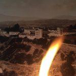 Νεολόγος 11/8/1908: Πυρκαϊα
